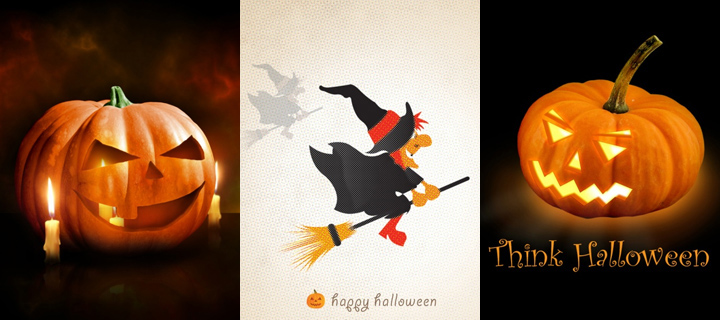 New Wallpapers For Samsung Corby    Wallpaper Samsung Corby Halloween